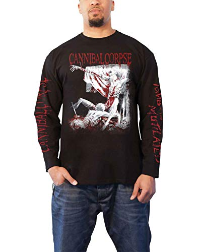 Cannibal Corpse Tomb of The Mutilated 2019 Longsleeve M