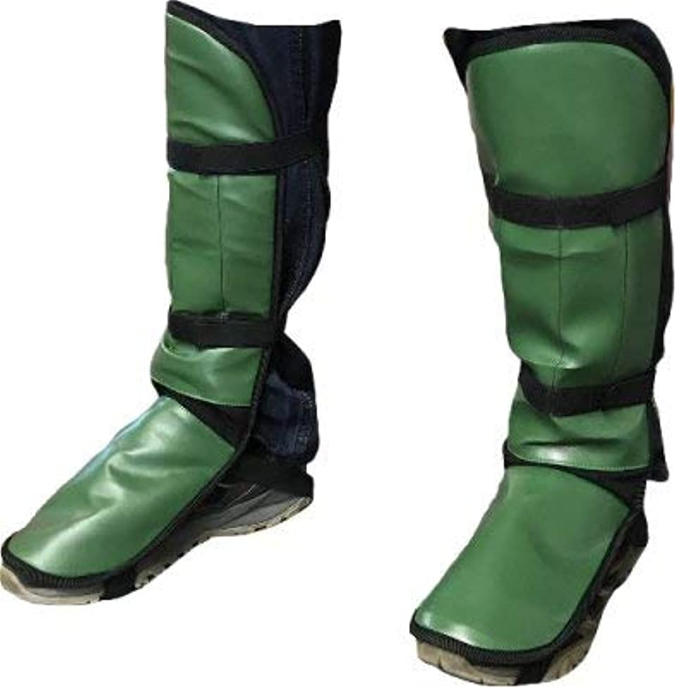 Forester Trimmer Brush Gaiters Shin Guards y14912170609002