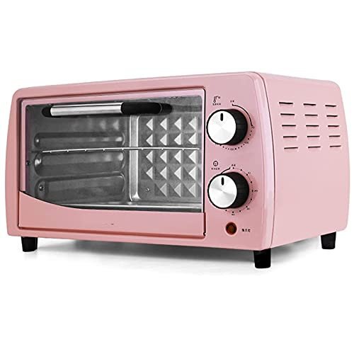JUULLN 12L Mini Horno Horno Air Fryer Microondas Integrado Hornear Hornear Pequeño Horno Eléctrico (100-230 ° C, 1 Hoja para Hornear de Aluminio, Temporizador 0-60 min) (Color : Set Meal 1)
