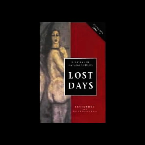 Lost Days audiobook cover art