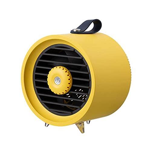 HLRY Lámpara Repelente de Mosquitos, Mosquitos de Onda Luminosa, Descarga eléctrica, fotocatalizador, silencioso, sin radiación, USB, Dormitorio Interior, al Aire Libre, por Debajo de 20㎡-Amarillo