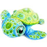 Terrence The Turtle - 14 Inch Baby Big Eye Turtle Stuffed Animal Plush - by Tiger Tale Toys