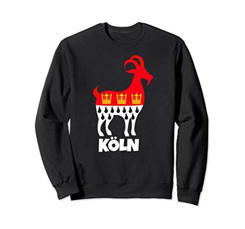 Köln Wappen Geißbock (Herbst 2020) - für Fans von Köln Sweatshirt