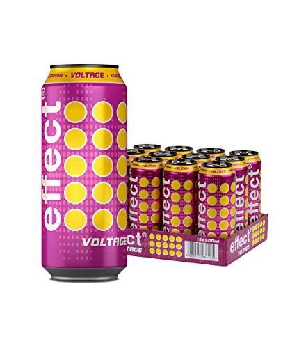 Effect Voltage Energy Drink, 12 x 0,5l Dose