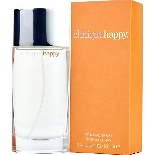 Clinique Happy 100 ml EDP Spray Perfumes para Mujer Naranja Talla 100 ml EDP Spray