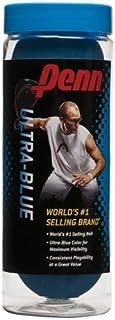 Penn Ultra Blue Racquet Squash Balls (3 Ball Can) -