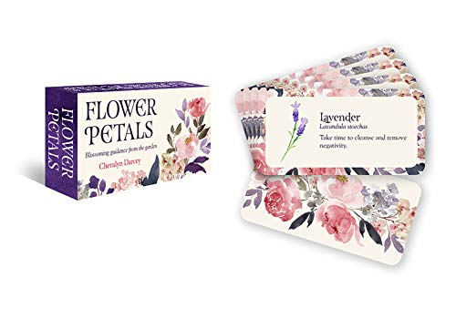 Flower Petal Inspiration Cards: Bloomoing guidance from the garden
