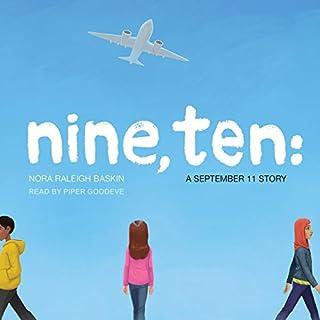Nine, Ten audiobook cover art