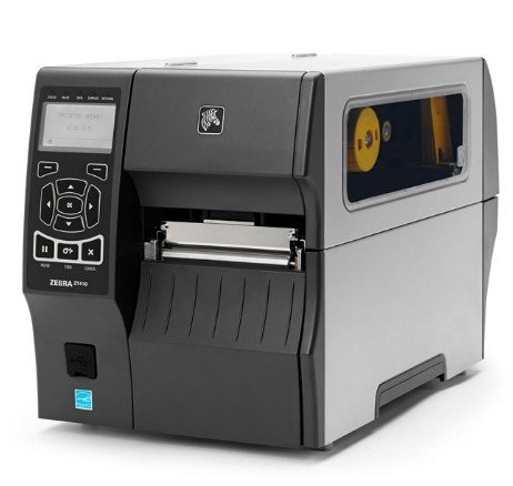 Zebra ZT410 imprimante pour étiquettes Transfert Thermique 600 x 600 DPI - Imprimantes pour étiquettes (Thermal Transfer, 600 x 600 DPI, 356 mm/Sec, 10.4 cm, LCD, 10.4 cm)