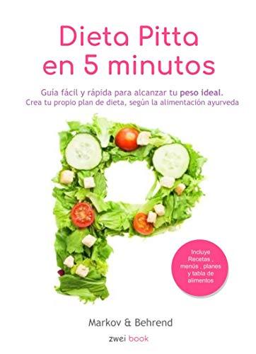 Dieta Pitta en 5 Minutos - Guía fácil y rápida para
