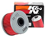 xr650l oil filter - K&N Motorcycle Oil Filter: High Performance, Premium, Designed to be used with Synthetic or Conventional Oils: Fits Select Honda ATV Models, KN-113