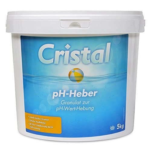Cristal 2994754  pH-Plus 5 kg