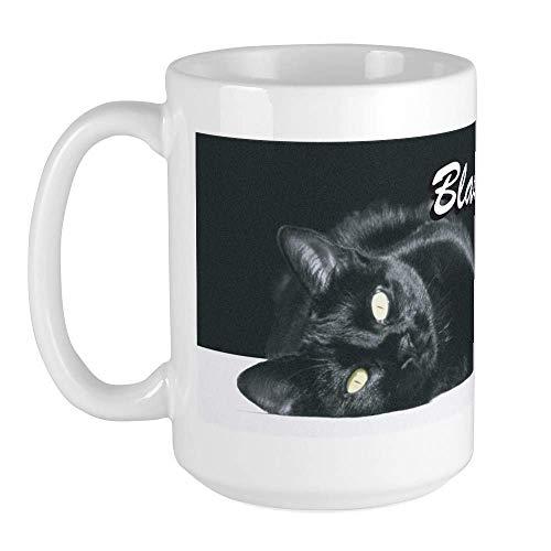 N\A Taza Grande Black Cats Rule 2