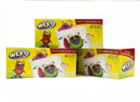 WEXY Lunch and Munch Snack Bags for Kids Lunch Boxes Fun (3pack) by Two Moms on the Go, LLC [並行輸入品]