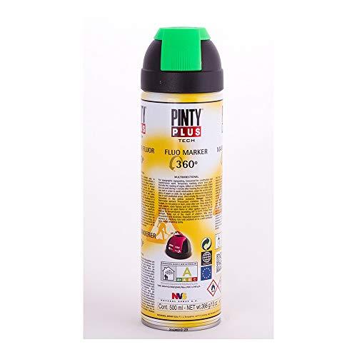 Evolution pinty p. M123009 - Pintura spray acrilica 520 cc gris