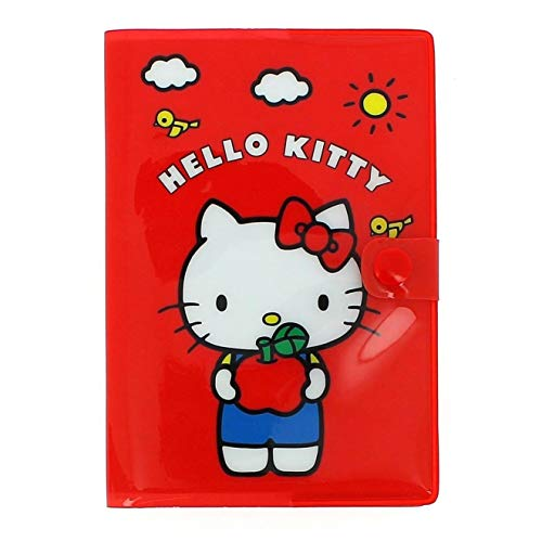 Hello Kitty–Cuaderno (A6vintage