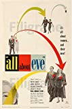 PostersAndCo TM All About Eve Film Rwgx-Poster/Reproduktion