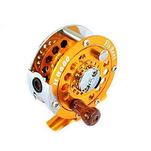 Aluminium Verwisselbare Flying Fishing Reels Can Be Swap links en rechts (Size : BF1000A)