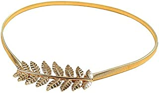 Gold Metal Belt For Women