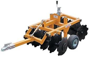 King Kutter Tow-Behind Garden Tractor/ATV Compact Disc - 33in. Working Width, Model Number 14-10-CD-YK