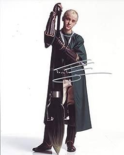 TOM FELTON as Draco Malfoy - Harry Potter GENUINE AUTOGRAPH