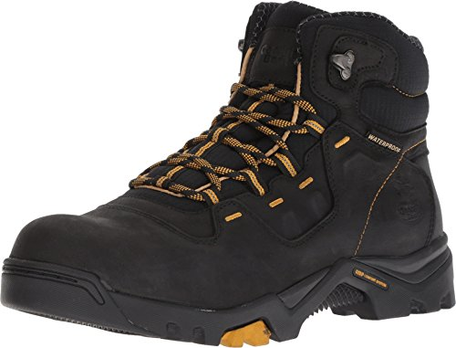 Georgia Boot Amplitude Waterproof Work Boot Size 9.5(M) Black