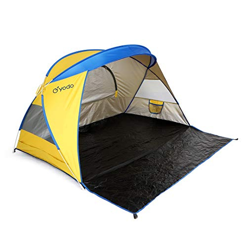 yodo Pop Up Beach Tent Sun Shelter Quick Cabana with Carry Bag,Anti UV for Outdoor Fishing Picnic