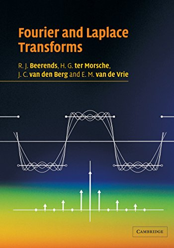 Fourier and Laplace Transforms (English Edition)