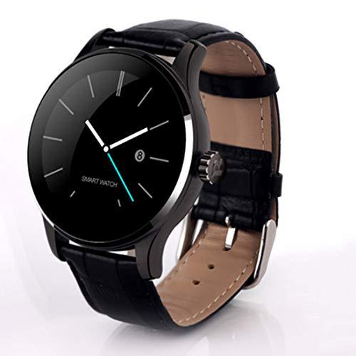 K88H Bluetooth smartwatch fitness activiteitstracker smartwatch, voor mannen en vrouwen, hartslagmonitor, sessdentaire herinnering slaapcalorieënmonitor met Android iOS