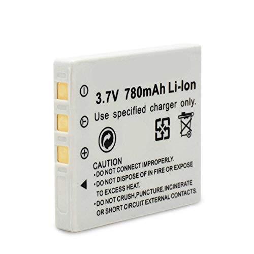 YUJNH Reemplazo De Batería De CáMara Digital De Iones De Litio De 4/8/12 Piezas 3,7 v 780 Mah para Fujifilm Finepix 40402 F455 F460 Np-40 Np-40n d-Li8 Batería 4pcs