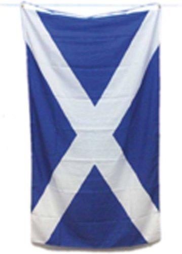 Schottland-Fahne, 153cmx92cm (5x3Ft)