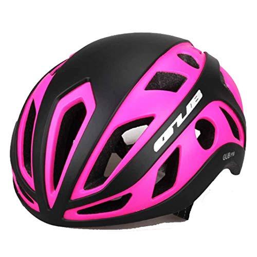 Fahrrad-Fahrradhelme MTB-Fahrradhelm Ultraleichter integrierter Form-Fahrrad-Crashhelm Atmungsaktiver Rennradhelm