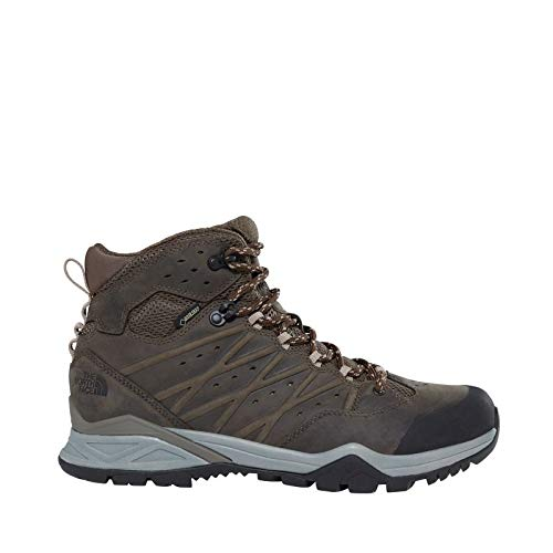 The North Face - Chaussures Hedgehog Hike II Mid GTX Homme 45.5 - Kaki
