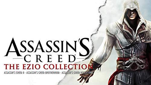 1000 piezas de juguetes educativos para adultos, Assassin's Creed The Ezio Collection, juegos de rompecabezas, juegos eternos, regalos navideños para la decoración de la pared del hogar.