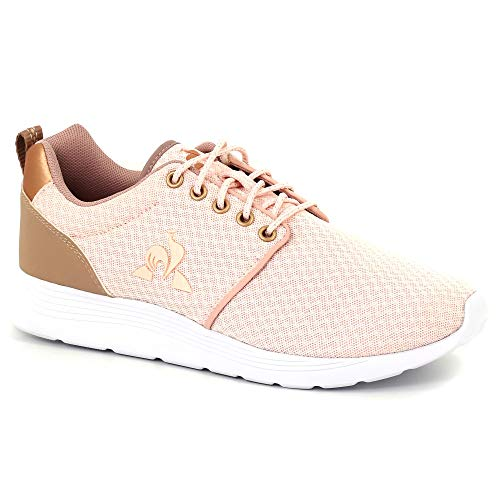 Le Coq Sportif Damen VARIOCOMF W Boutique pink ro Sneaker, Rosa Cloud Rosa Adobe Rose, 39 EU