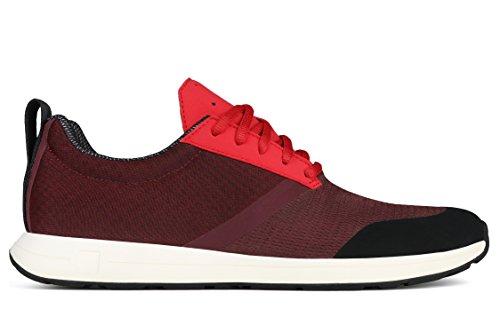 York Athletics The Henry Lightweight Running Sneaker, Unisex Running Shoe (7 Women/5.5 Men, Ringside Red)