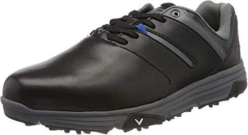 Callaway Chev Mission, Zapatillas de Golf para Hombre, Negro (Black), 44 EU
