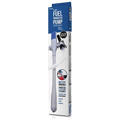 TERA PUMP TRHA03 Battery Powered Water, Diesel,...