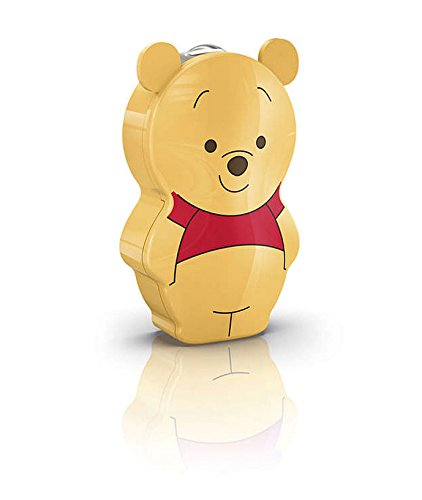 Philips Lighting , The Pooh, Torcina Luce notturna LED per bambini