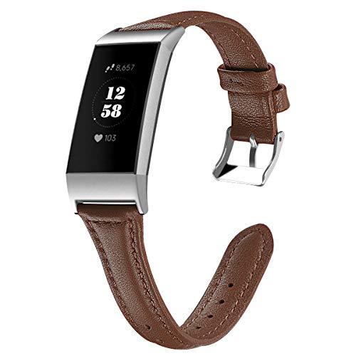 Gransho Correa de Reloj Compatible con Fitbit Charge 4 / Charge 4 SE/Charge 3 SE/Charge 3, Correas Repuesto (diseño de Moda Original) (Pattern 1)