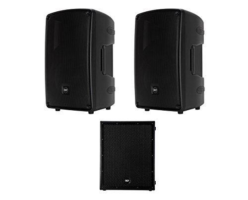 Why Choose 2x RCF HD 32-A MK4 + RCF Sub 8004-AS