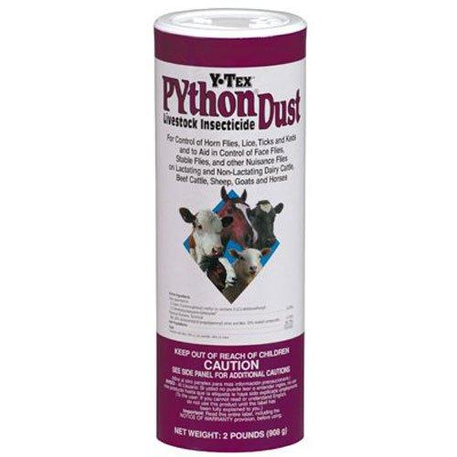 Y-TEX 2LB Synerg Python Dust