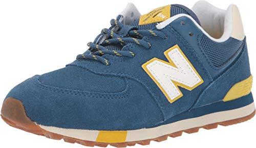 New Balance Unisex 574v2 Sneaker, Blau (Blue Blue), 40 EU