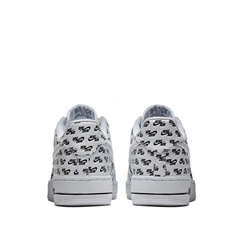 Nike Men Air Force 1 07 (white/black-white) Size 11 US