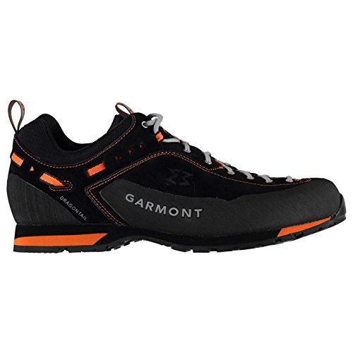 GARMONT Herren Dragontail Wanderschuhe Wasserdicht Schwarz/orange 8.5 (42.5)