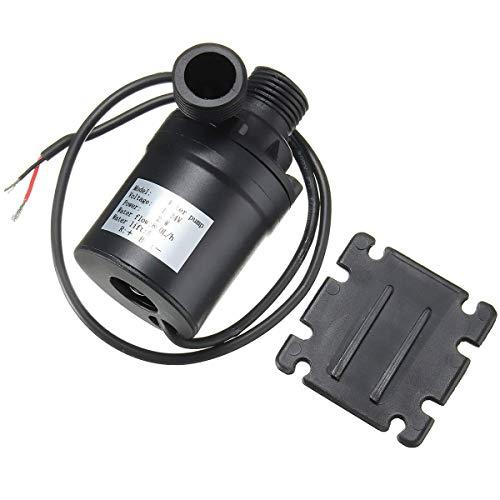 XY-YZGF Elektrische Pumpe DC 24V 800L / H 19W 5m Aufzug Mute Brushless, Mini Motor Tauchpumpe Ventil