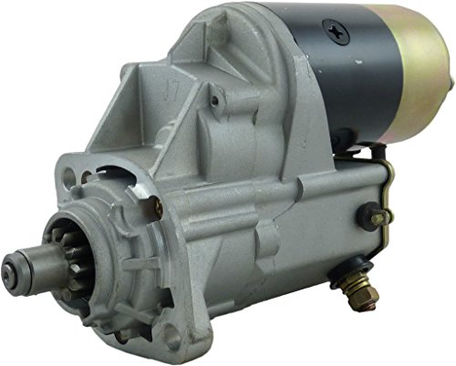 New Starter COMPATIBLE WITH John Deere Engine 4039 4045 4219 4239 4276 6329 17362
