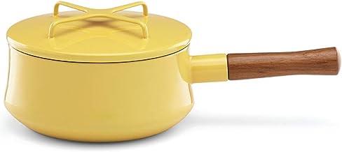 Dansk Yellow Kobenstyle 2 Qt. Saucepan, 4.80 LB