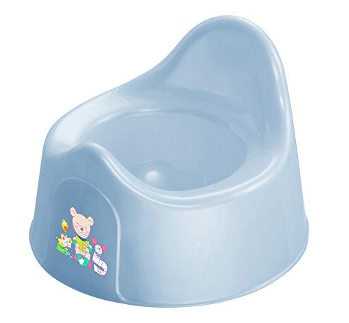 Rotho Babydesign Pot, À Partir de 18 Mois, Best Friends, Bella Bambina, Babybleu Pearl (Bleu clair), 200220103AZ