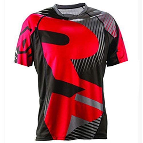 SYXMSM MTB Jersey Motocross Moto Jersey Mountain Bike Motocross MX Jersey DH Short MTB T Shirt Moto Clothing (Color : 11, Size : XXXL)